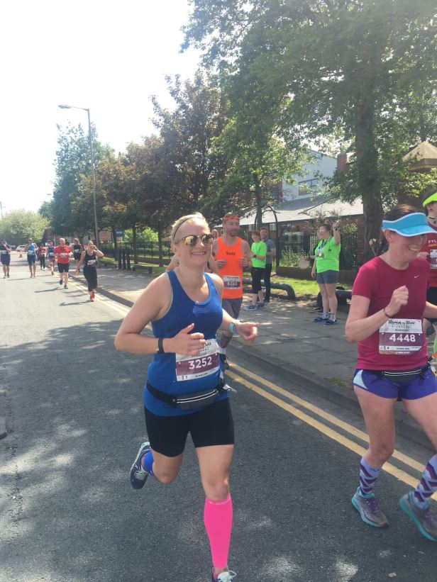 Smiles at Mile 25